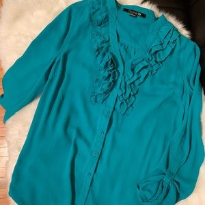 Small forever 21 blouse.